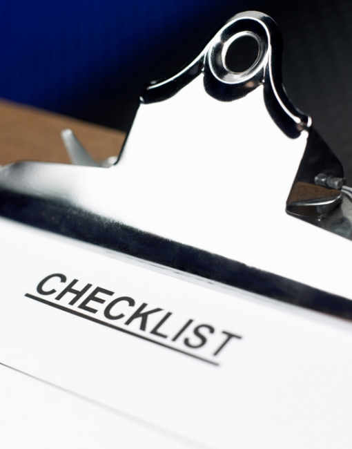 End of Year HR Checklist