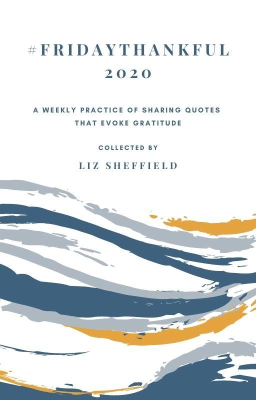 #FridayThankful 2020 eBook